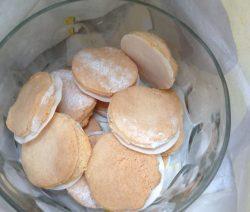 ricciarelli biscotti di siena