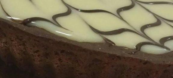 Torta Mokaccina