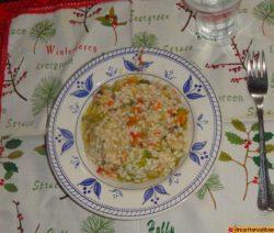 risotto servito