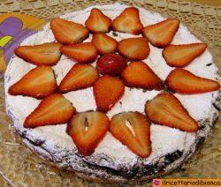 Cheese cake al cioccolato di mareblucobalto