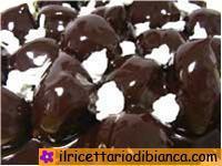 Cioccolato per profiteroles