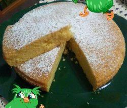 torta con la zucca
